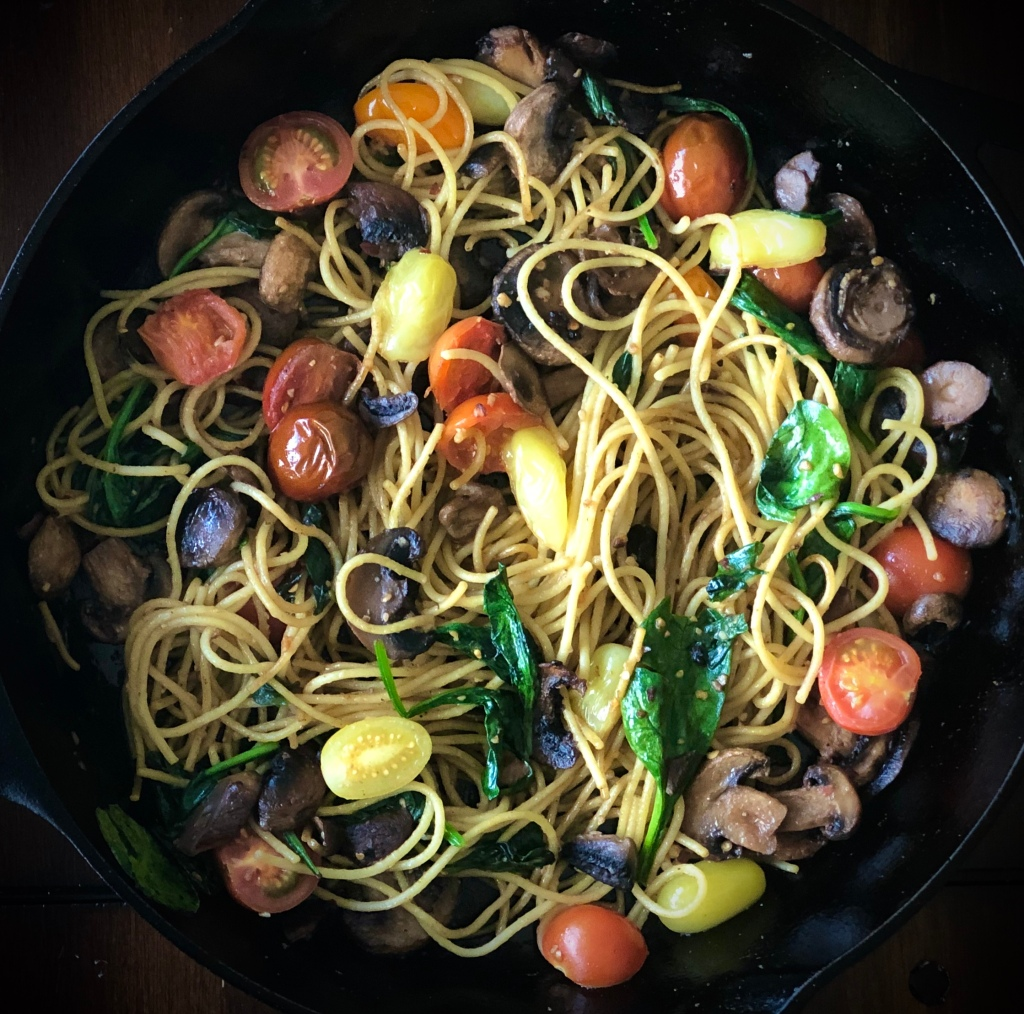 Chinese Five Spice Pasta
